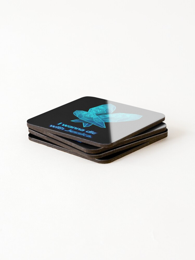 Alternate view of Death Crystals Coasters (Set of 4)