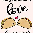 Love and Tacos by Jen  Talley