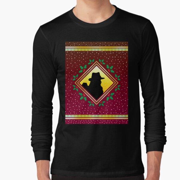 Cole Hawlings Robin Red Fresco Long Sleeve T-Shirt
