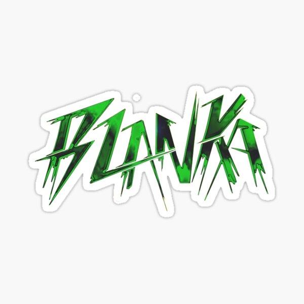 Blanka - authentique - PNL Sticker