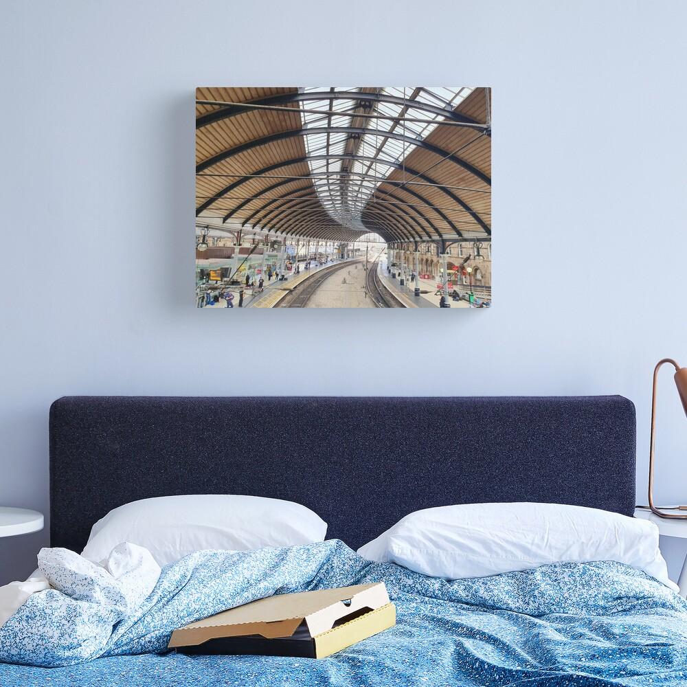 Newcastle Central  Canvas Print