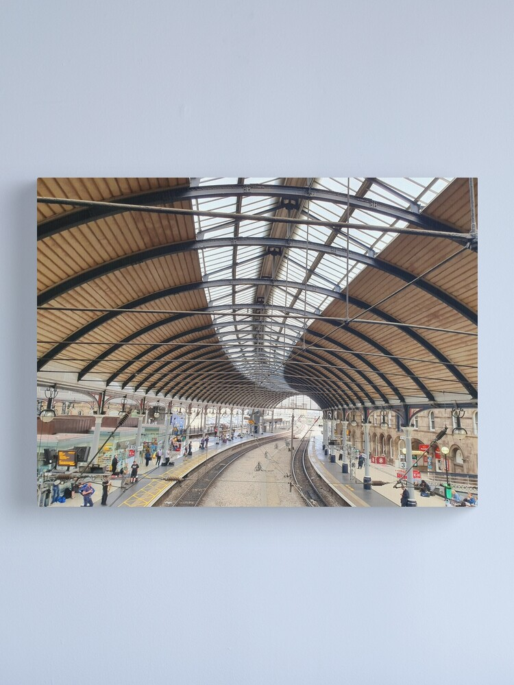 Alternate view of Newcastle Central  Canvas Print