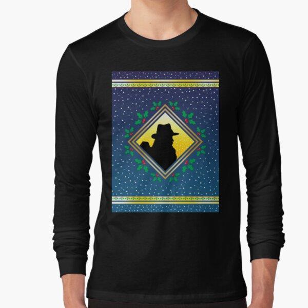 Cole Hawlings Arctic Blue Fresco Long Sleeve T-Shirt