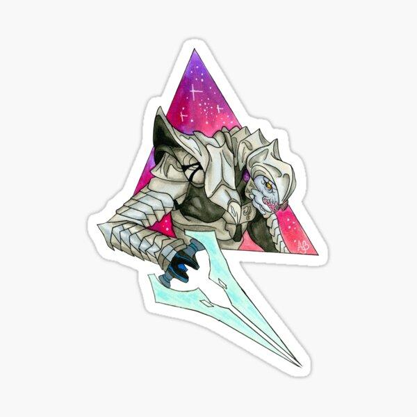 The Arbiter Sticker