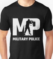 MP Military Police Unisex T-Shirt