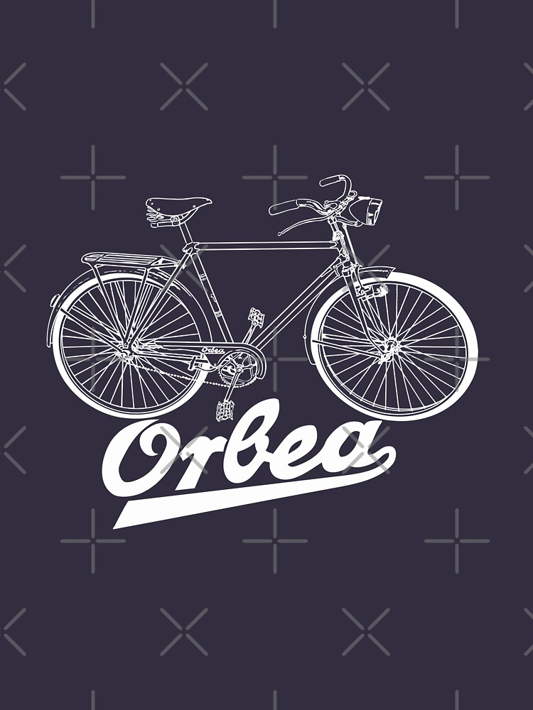 Orbea fifties text by coloriscausa