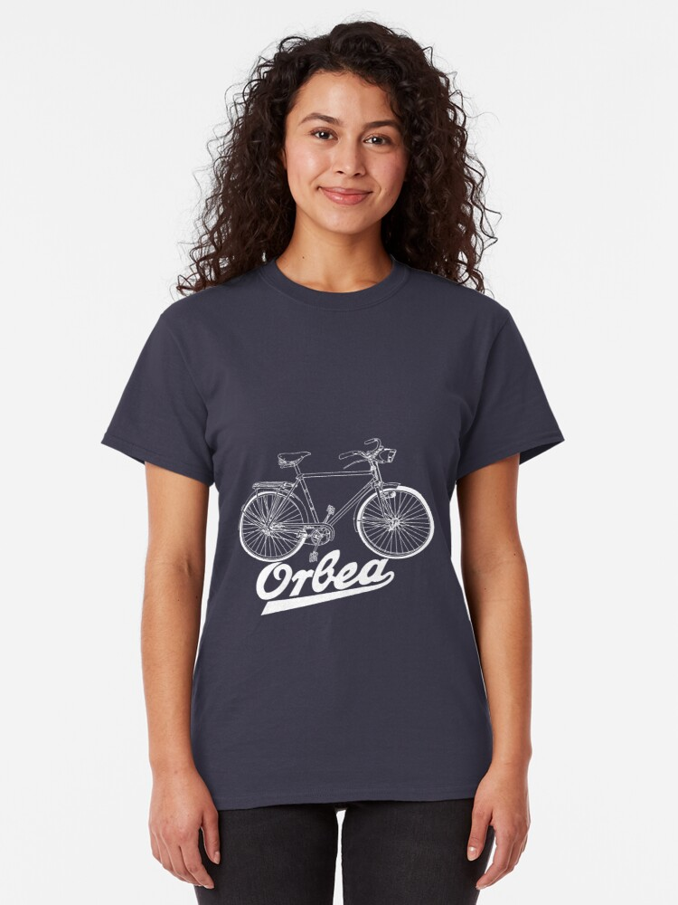 Alternate view of Orbea fifties text Classic T-Shirt