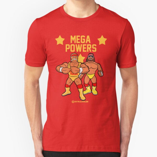 Mega Powers Slim Fit T-Shirt