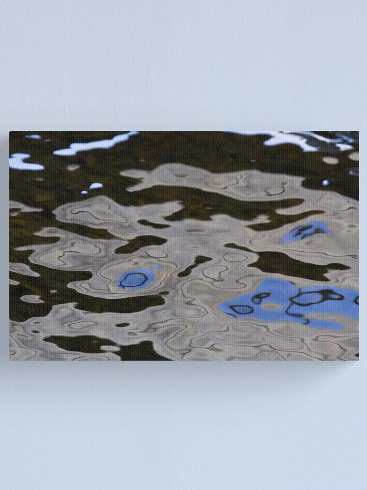 Alternate view of Blue Tooth Canvas Print