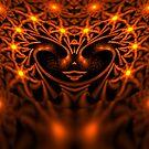 The Escher Fire Fairy Queen by Virginia N. Fred