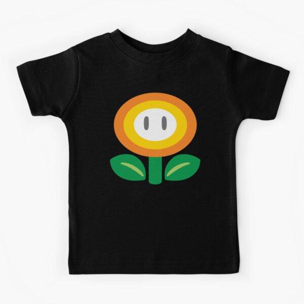 Flower Power T-shirt enfant
