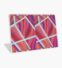 Pieces of Me Energy Painting  Laptop Skin
