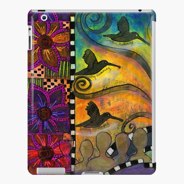 Softly Humming  iPad Snap Case