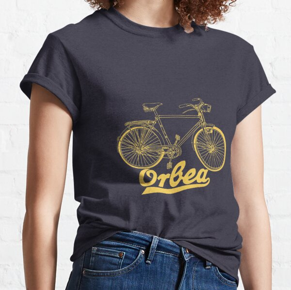 Orbea fifties text gold Classic T-Shirt