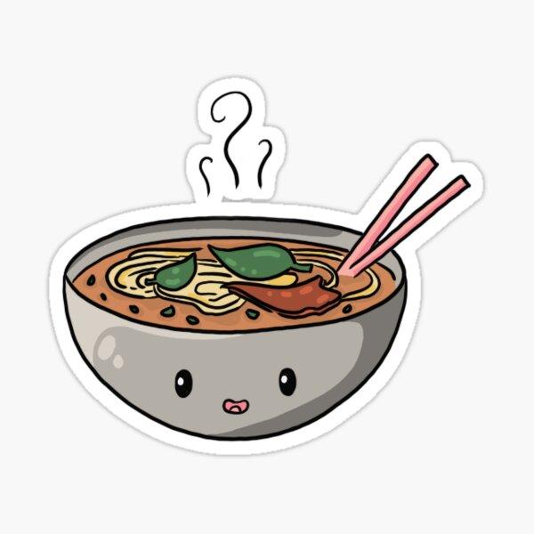 Noodle Bowl! Sticker