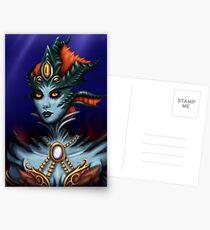 Queen Azshara Postcards