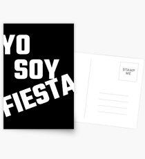 Yo Soy Fiesta Postcards