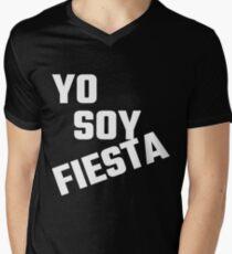 Yo Soy Fiesta Men's V-Neck T-Shirt