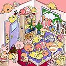 Cat Days - Fred and his Friends von Bastian Melnyk