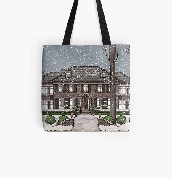 Home Alone Christmas All Over Print Tote Bag
