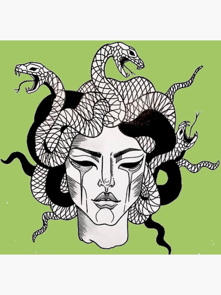 Medusa by wavyarts