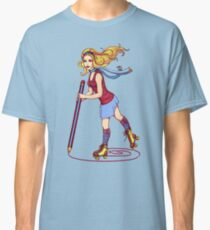 Roller Sketching Classic T-Shirt