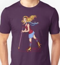 Roller Sketching Unisex T-Shirt