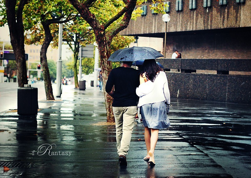 Don't stop the rain please... by fRantasy