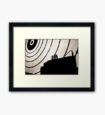 Electro Hypnosis Framed Print