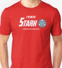I'm with: Stark T-Shirt