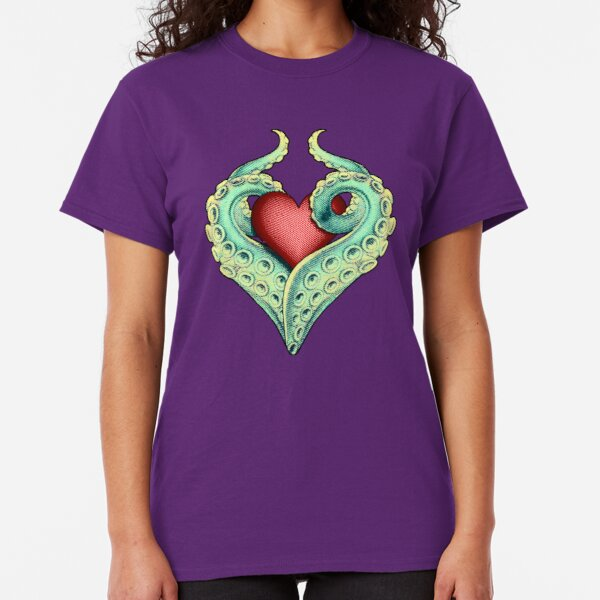 Tentacle Love Classic T-Shirt