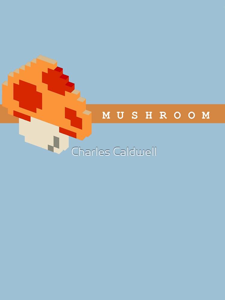 Mushroom T by toastedmoose