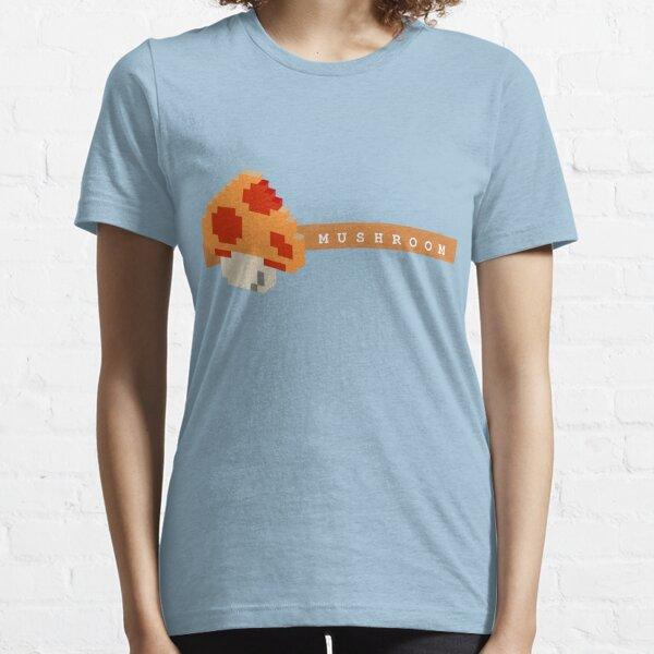 Mushroom T Essential T-Shirt