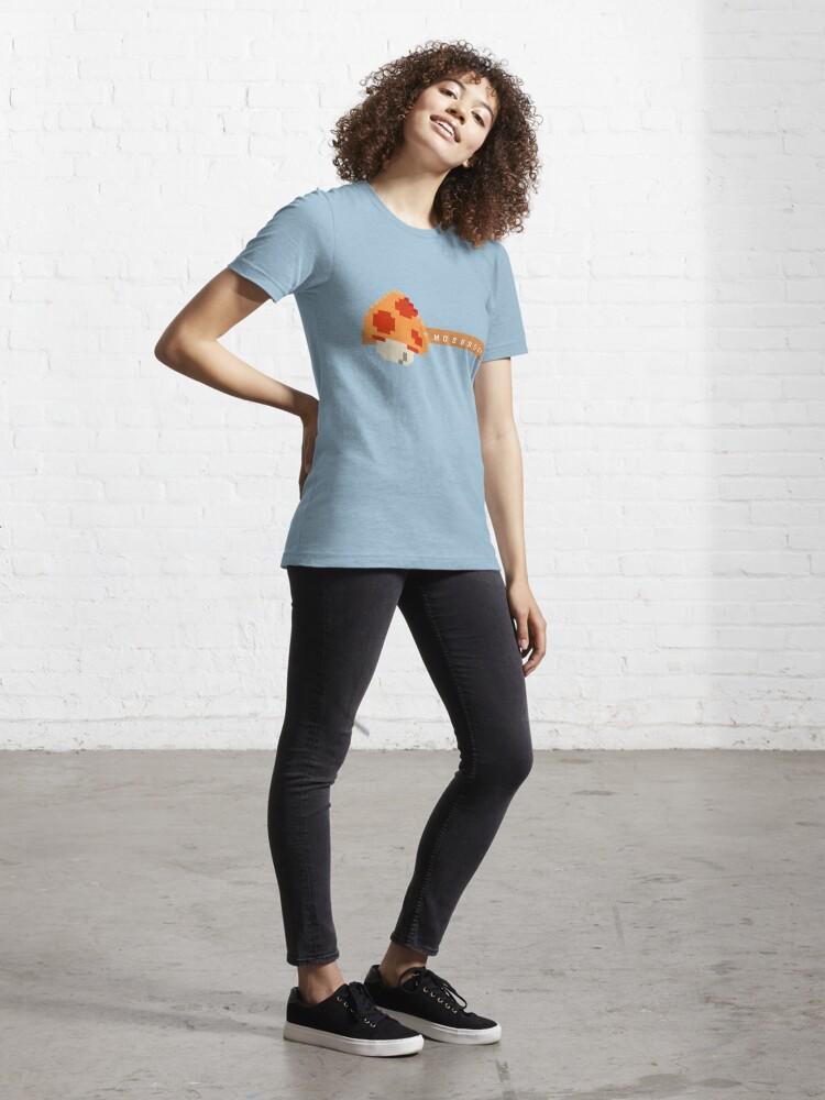 Alternate view of Mushroom T Essential T-Shirt