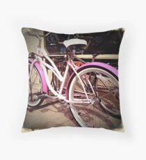 Komen for the Cure Throw Pillow