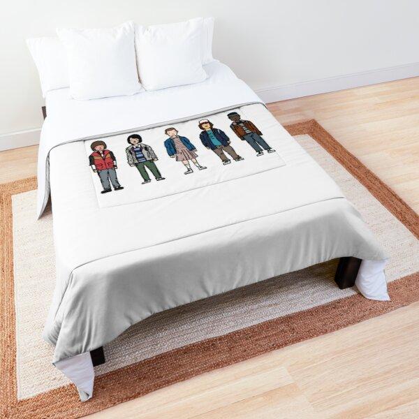 Stranger Things Group Comforter