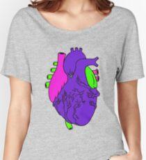 Heart Arty verison colour  Women's Relaxed Fit T-Shirt