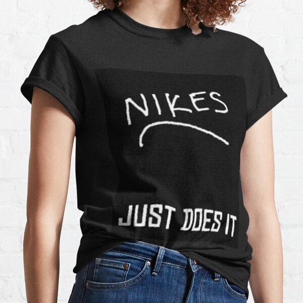 "CallMeCarson ""NIKES - JUST DOES IT"" Classic T-Shirt"
