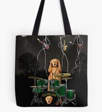 Scream Unplugged Tour Tote Bag