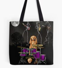 Scream Unplugged Tote Bag