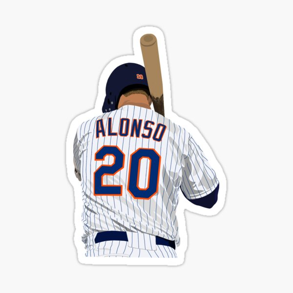 Pete Alonso 20 Sticker