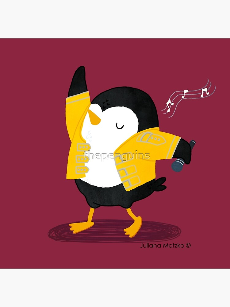 Freddie Penguin by thepenguins