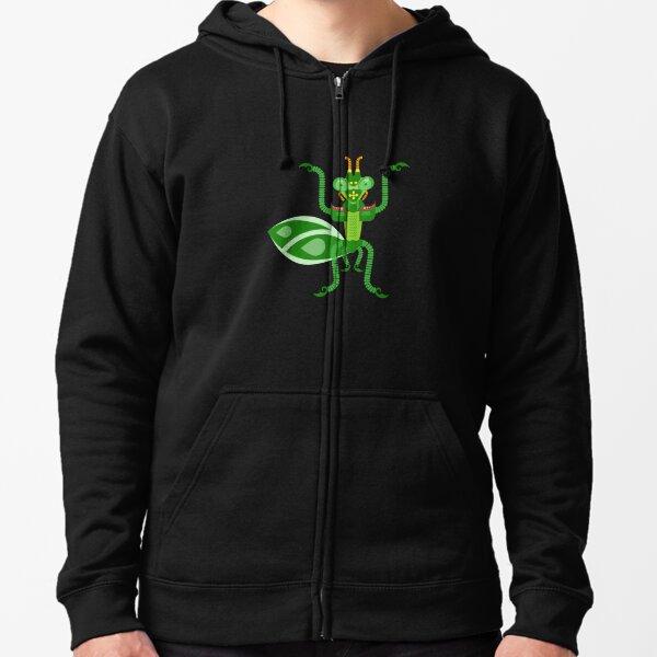 Mantis Zipped Hoodie