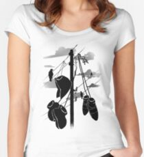 Memory Lane Women's Fitted Scoop T-Shirt