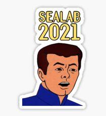 SEALAB 2021 Sticker