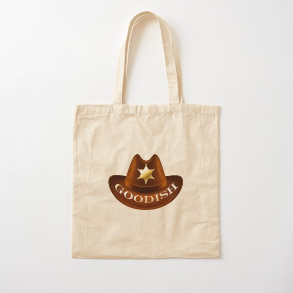 GOOD-ISH Cotton Canvas Tote Bag