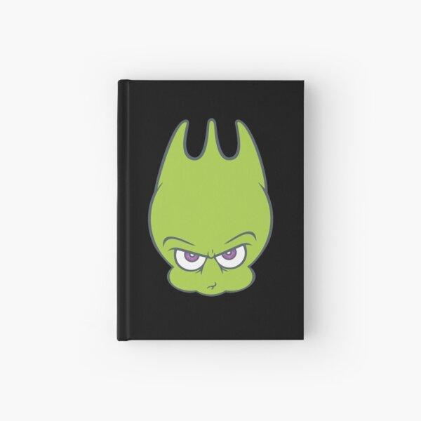 Alien Green SPORKY! Hardcover Journal