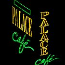palace cafe by Bruce  Dickson