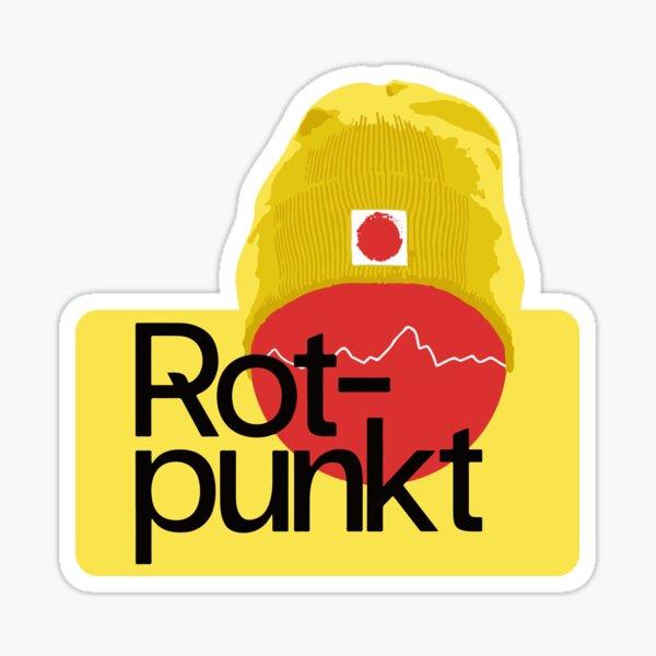 Rotpunkt Redpoint Free Climbing Sticker