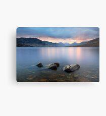 Loch Arklet Metal Print